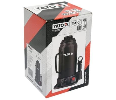 YATO Hydraulischer Wagenheber 15 Tonne YT-17006[3/3]