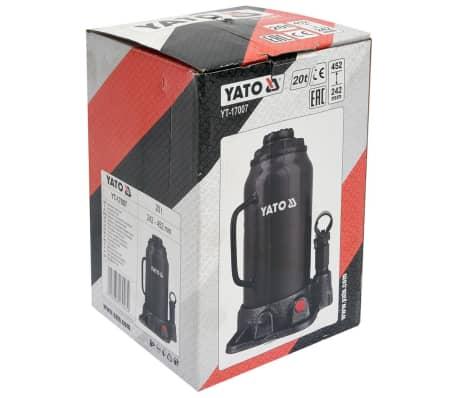YATO Hydraulischer Wagenheber 20 Tonne YT-17007[3/3]