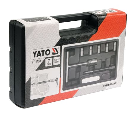 Yato Diesel Einspritzdüse Fräser Injektor Cutter Set[2/2]