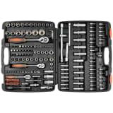 Sthor Zestaw kluczy, 173 części, metalowe, 58688