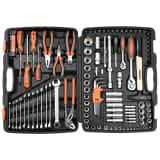 Sthor 122-tlg. Werkzeug Set Metall 58690