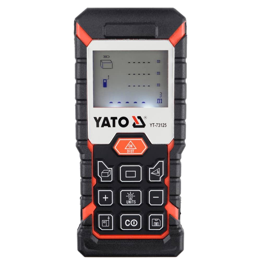 YATO Laserafstandsmeter 40 m