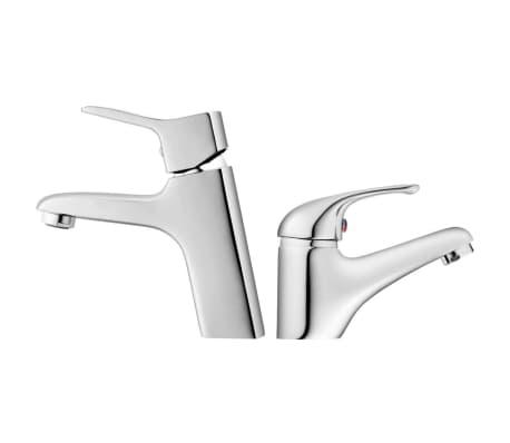 Fala Grifo de lavabo de montaje en superficie Soria latón 75760[3/10]