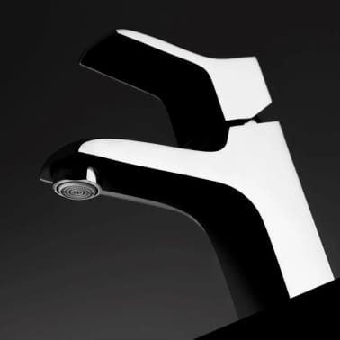 Fala Grifo de lavabo de montaje en superficie Soria latón 75760[5/10]