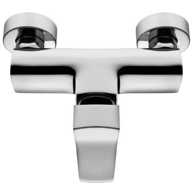 Fala Grifo de ducha de montaje en la pared Soria latón 75763[2/4]