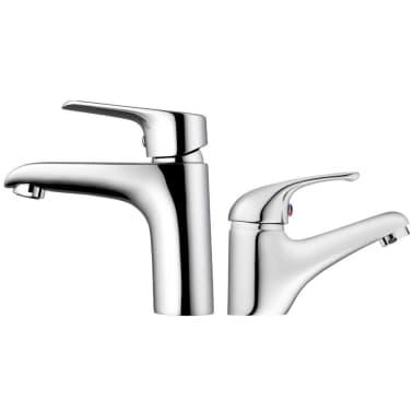 Fala Grifo de lavabo de montaje en superficie Alicante latón 75770[3/10]