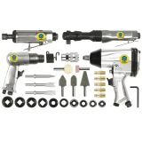 Vorel Pneumatic Tool Set