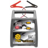 VOREL Chargeur de batterie 206 Ah Argenté