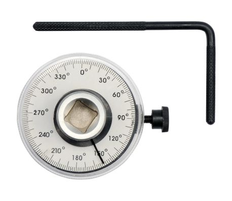 YATO Drehwinkel-Messgerät 1/2'' 360°[1/2]