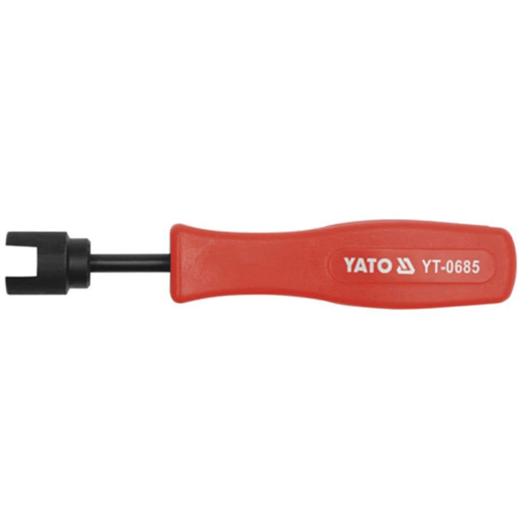 YATO Dispozitiv de prindere arcuri frână imagine vidaxl.ro