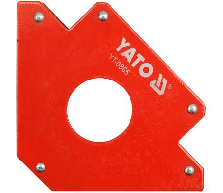 YATO Support magnétique de soudage[1/2]