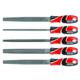 Yato Steel File Set 5 pcs