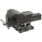 YATO Ruuvipuristin 200 mm Valurauta YT-6504