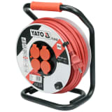 YATO Rollo de cable 50 m YT-8108