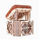 Eco-Wood-Art Byggmodell i trä hemlig låda