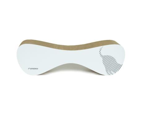 MyKotty Griffoir pour chats VIGO 71 x 25 x 21 cm Blanc 3084[3/7]