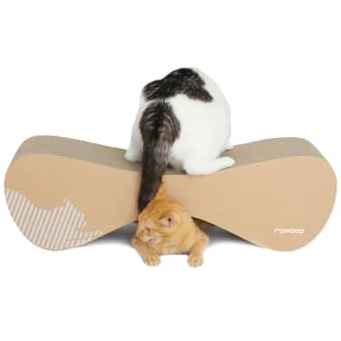 MyKotty Griffoir pour chats VIGO 71 x 25 x 21 cm Marron 3085[4/7]