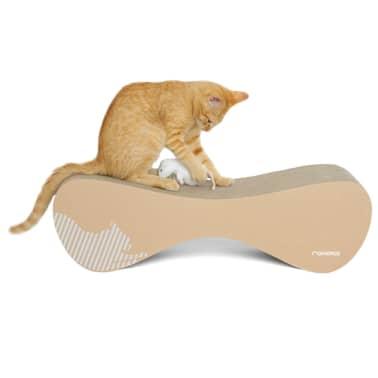 MyKotty Griffoir pour chats VIGO 71 x 25 x 21 cm Marron 3085[5/7]