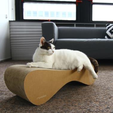 MyKotty Griffoir pour chats VIGO 71 x 25 x 21 cm Marron 3085[6/7]