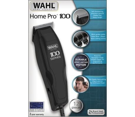 Wahl Hårtrimmer 12 deler Home Pro 100 Series 1395.0460[3/3]
