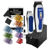 Wahl Κουρευτική Μηχανή και Trimmer Color Pro Combo 15 Τεμαχίων
