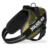 Julius K9 IDC Power Hundegeschirr Mini Camouflage 16IDC-CM