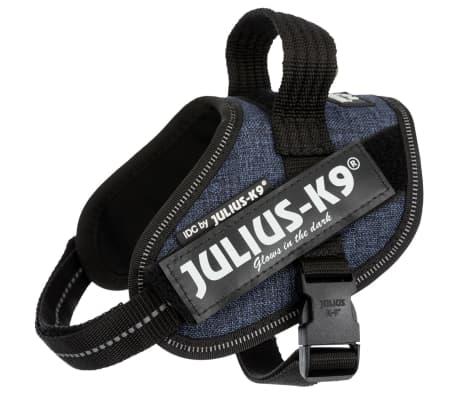 Julius K9 IDC Hundpowersele strl. mini-mini jeansblå 14825[3/4]