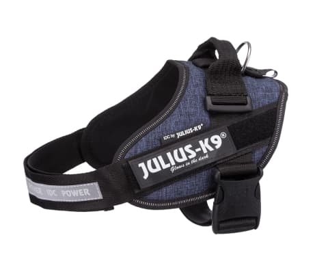 Julius K9 IDC Hundpowersele strl. 0 jeansblå 14845[2/4]
