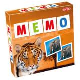 Tactic memory-spel Wildlife Memo
