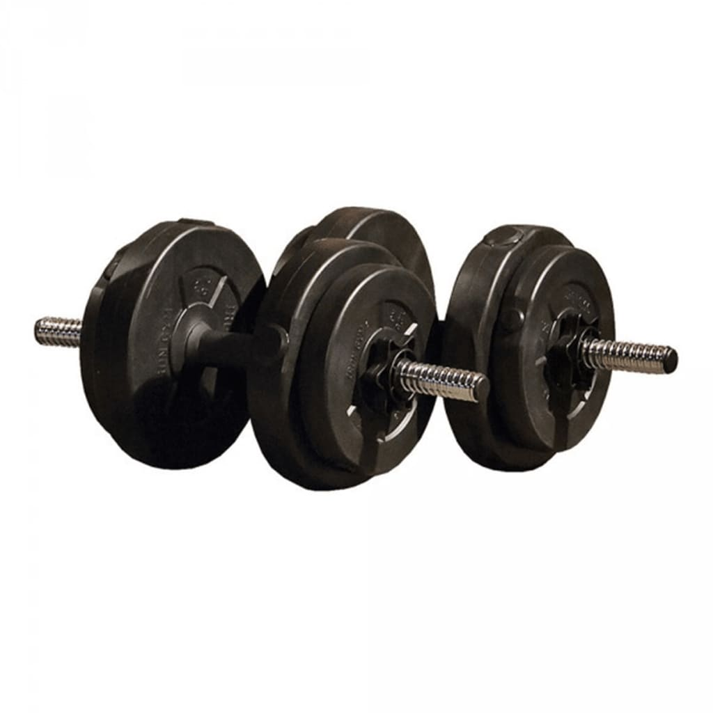 Iron Gym Set de gantere reglabile, 15 kg, IRG031 poza 2021 Iron Gym