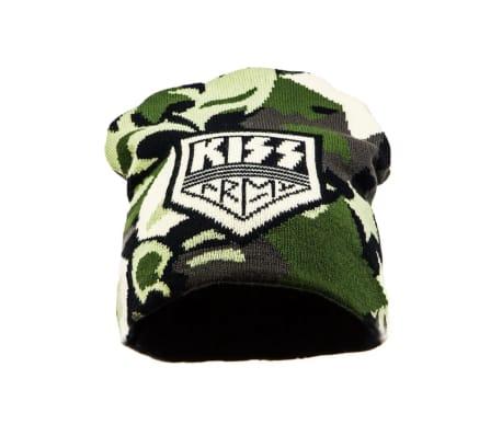 Kiss Army gorrita tejida