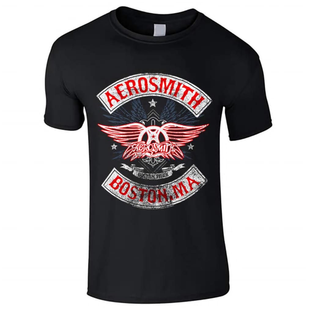Afbeelding van Aerosmith Boston Pride kinderen t shirt