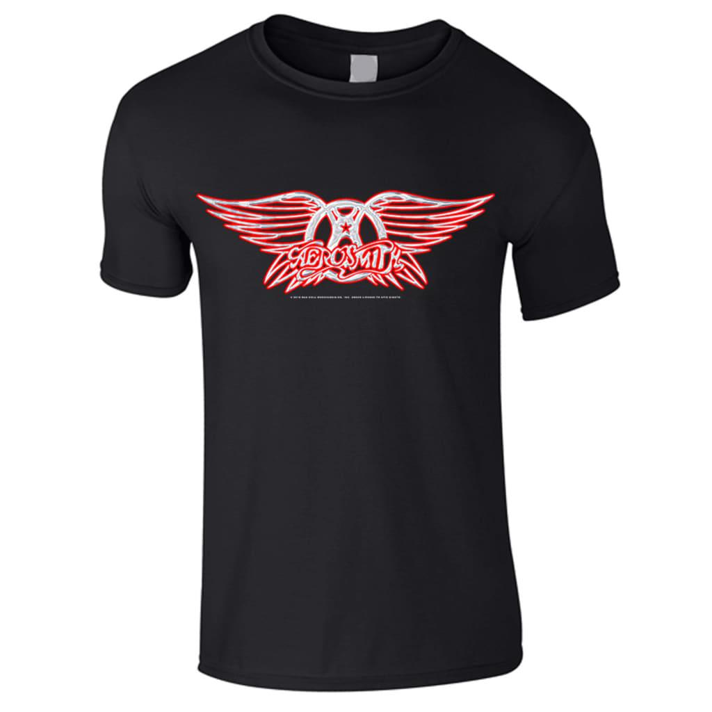 Afbeelding van Aerosmith Logo kinderen t shirt