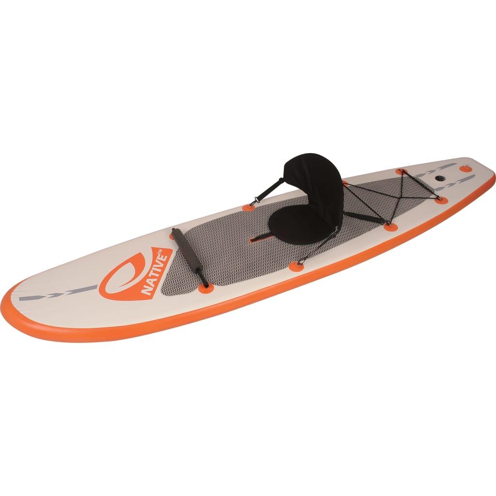 Jilong Paddel Außenmaße:301x75,5x10cm Modell: Native 300 Board