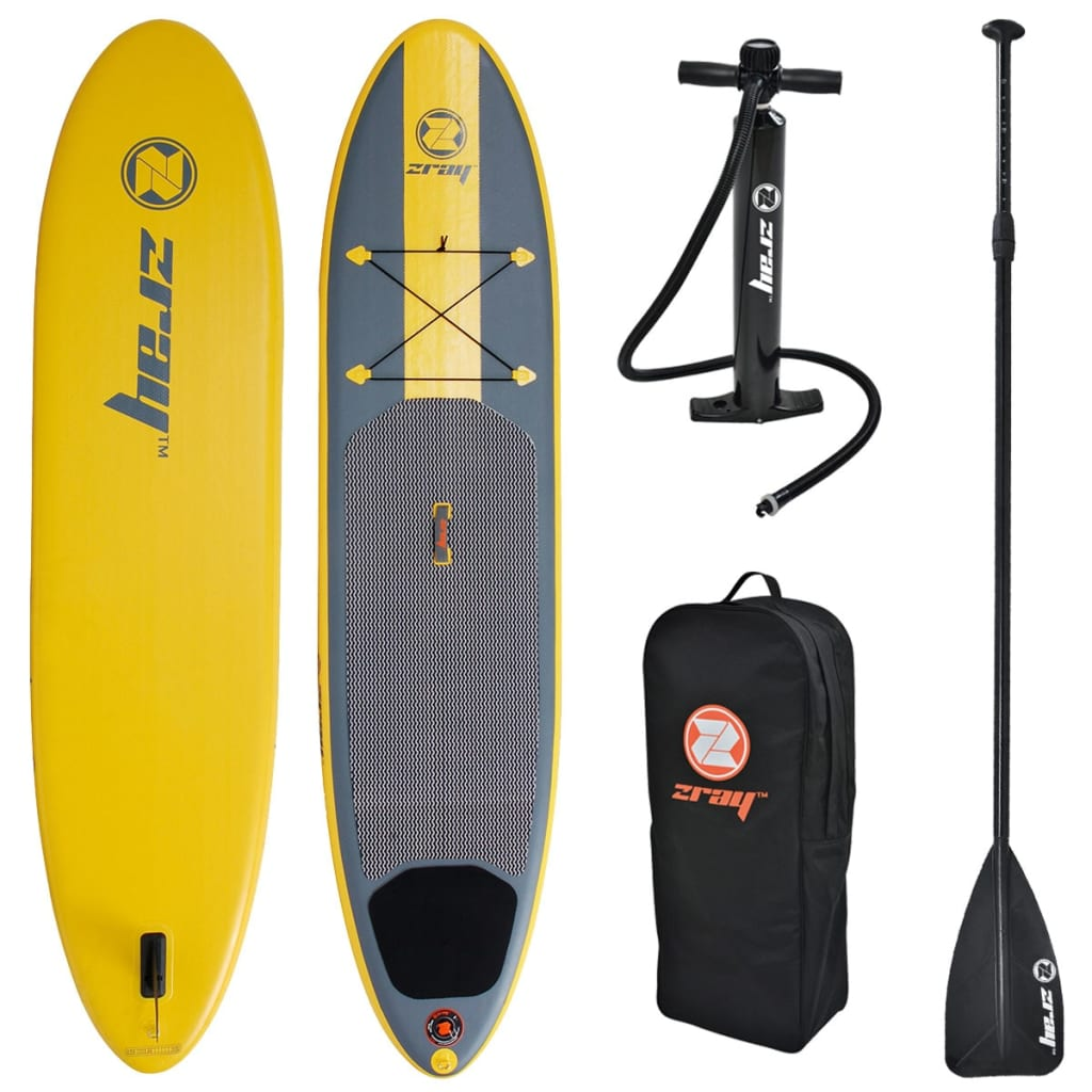 Jilong SUP Placă pentru Stand Up Paddle, Zray X-2, 330 x 76 x 15 cm imagine vidaxl.ro
