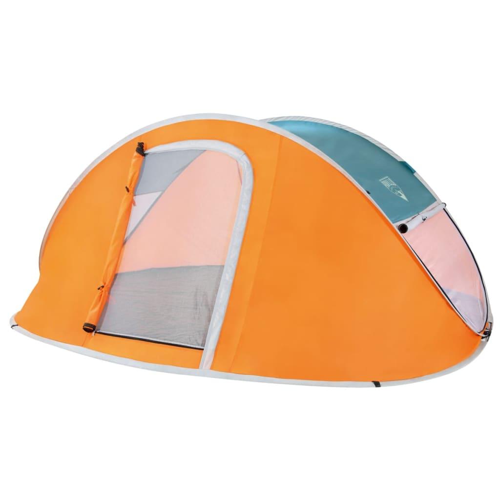 Stan Pavillo Nucamp pro 3 osoby oranžový 68005