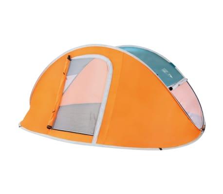 Stan Pavillo Nucamp pro 3 osoby oranžový 68005[2/2]