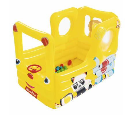 Bestway Autobús escolar de juego Fisher Price Lil' Learner[1/14]