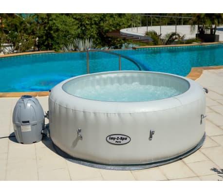 acheter lay z spa spa rond gonflable paris 945 l pas cher. Black Bedroom Furniture Sets. Home Design Ideas