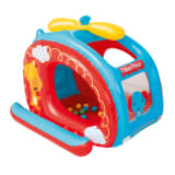 Bestway Bollhav helikopter Fisher Price 137x112x97 cm 93502