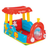 "Bestway Piscine à boules Train ""Fisher Price"" 132 x 94 x 89 cm"