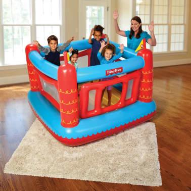 Bestway Žaidimų centras Fisher Price, 175x173x135 cm, 93504[12/12]