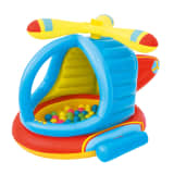 Bestway Helicopter Ball Pit with 50 Balls 140x127x89 cm 52217