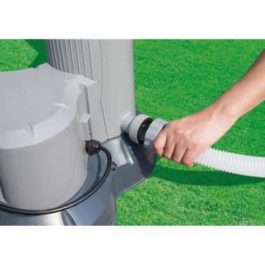 acheter bestway panneau solaire de chauffage pour piscine noir pas cher. Black Bedroom Furniture Sets. Home Design Ideas