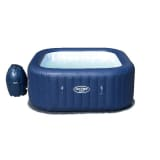 Whirlpool blau Outdoor aufblasbar HAWAII
