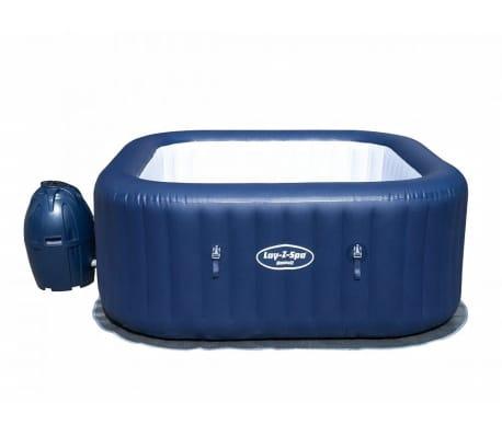 whirlpool blau outdoor aufblasbar hawaii g nstig kaufen. Black Bedroom Furniture Sets. Home Design Ideas