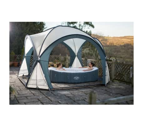 Lay-Z-Spa Dome Tent for Bestway Spa 390x390x255 cm 58460[4/  sc 1 st  vidaXL : spa tent - afamca.org