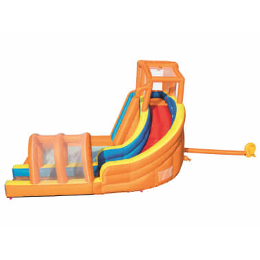 Bestway Mega parque acuático inflable túnel huracán H2OGO![4/51]