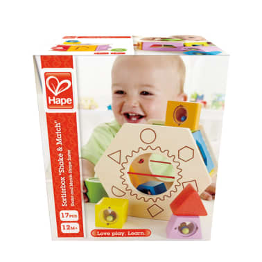 Hape Shake and Match Sortierbox E0407[3/3]