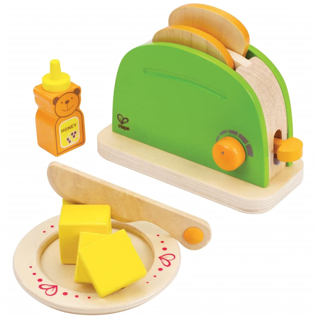 Hape Pop-Up brødrister E3105